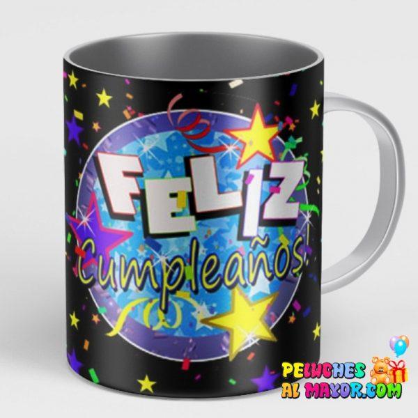 Taza Feliz Cumpleaños Estrella
