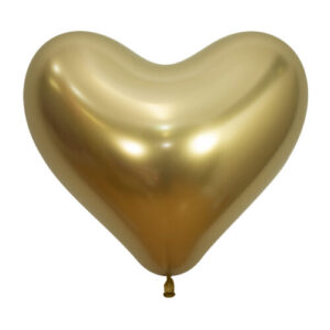 R14 Sempertex Reflex Corazón Doradox50u