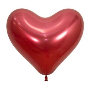 R14 Sempertex Reflex Corazón Rojo x50u