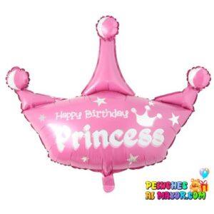 28'' Corona HB Princess Rosado