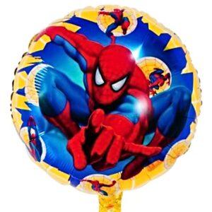 "18"" Spiderman Amarillo"