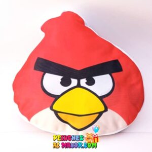 Cojin Angry Birds