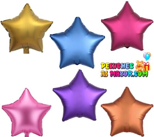 10'' Combo Estrella Mate x10 uni