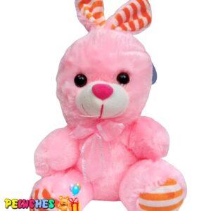 Peluche Pequeño Conejo Rosado