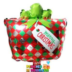 """14"""" Regalo Cuadrado Navidad"""