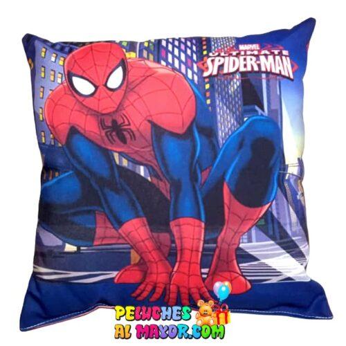 Cojin Spiderman