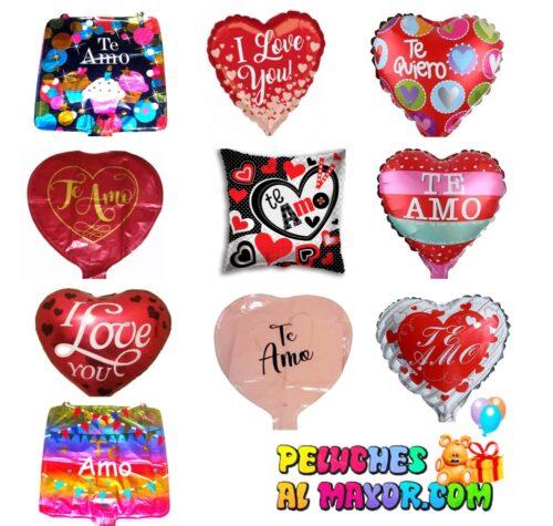 "10"" Combo Amor c/ Sello Variado x10u"