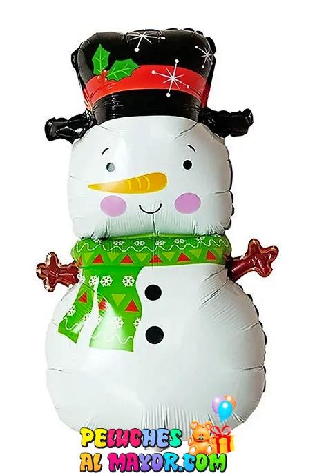 set muñeco de nieve FELIZ NAVIDAD JUMBO