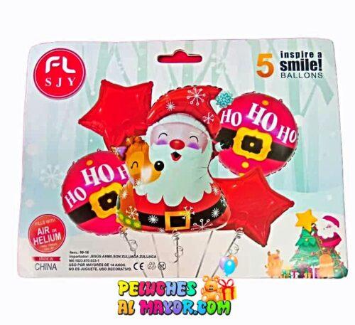 Set Jumbo Feliz Navidad Santa
