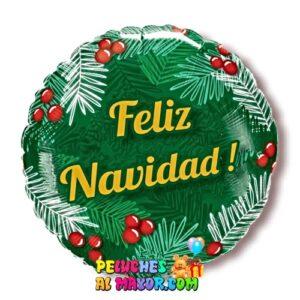 """18"""" Navidad Pino Verde feliz navidad feliz año foil metalizado"""