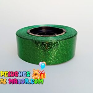 Cinta 30mm Holograf. Verde x 25m
